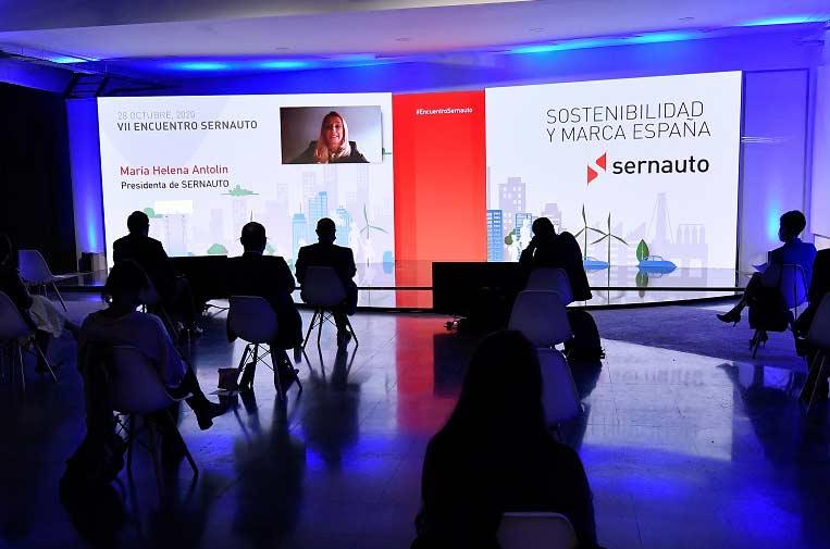 Sernauto publica la contribución de la industria de automoción a la sostenibilidad