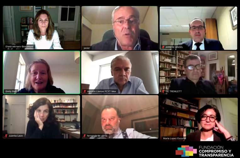 Deficiencias en la configuración de la propiedad y el gobierno de los medios españoles