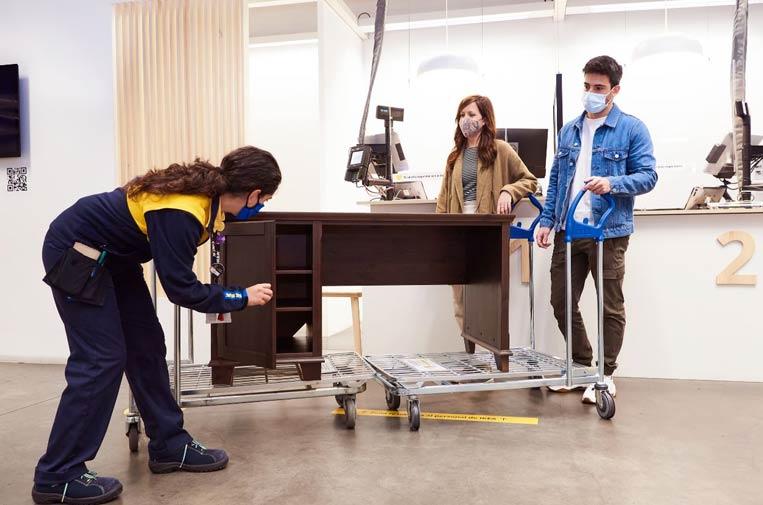Ikea recompra más de 304.000 muebles de segunda mano en España
