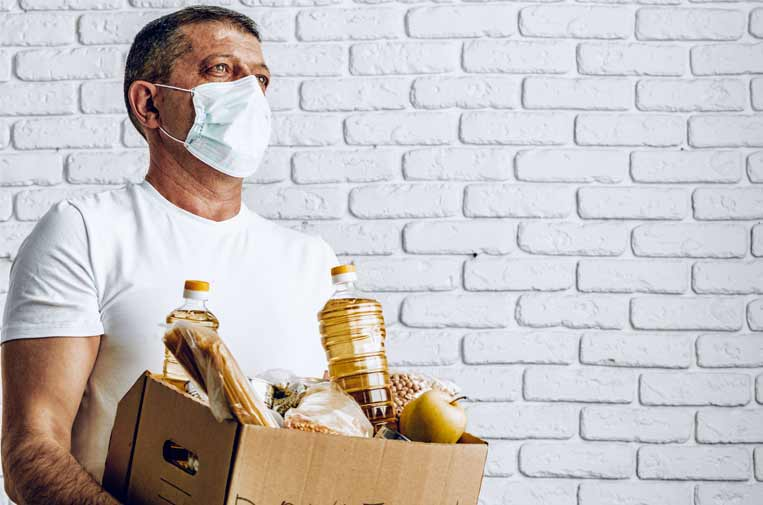 El 13% de los españoles ha donado a alguna causa vinculada a la covid-19