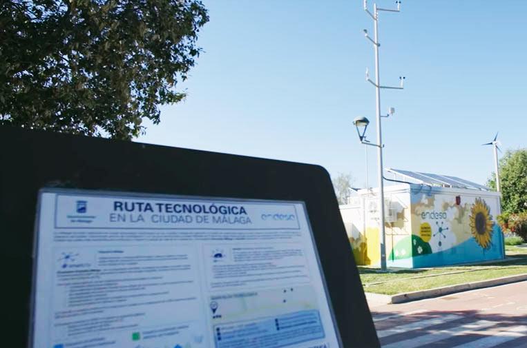 Málaga, un laboratorio real del proyecto europeo Flexiciency de eficiencia energética