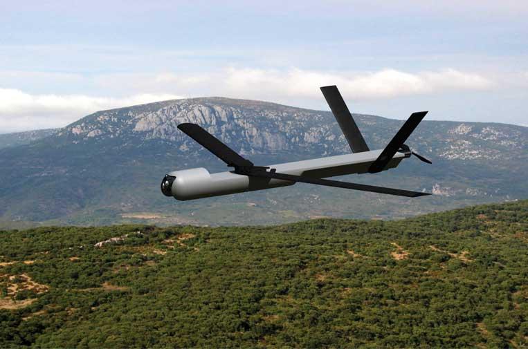 Nace LISS, un enjambre de drones inteligentes para ayudar en labores sociales