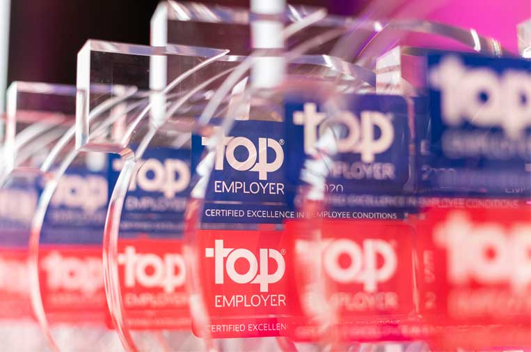 <p>Foto: Top Employer Institute.</p>