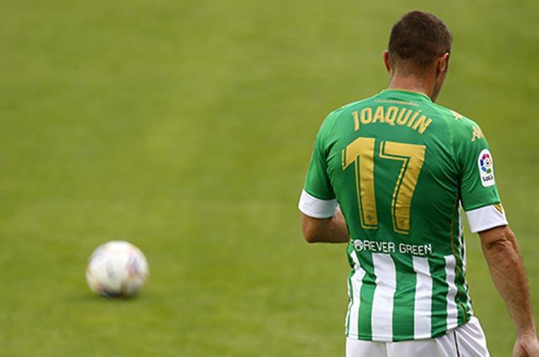 El Real Betis, más verde que nunca