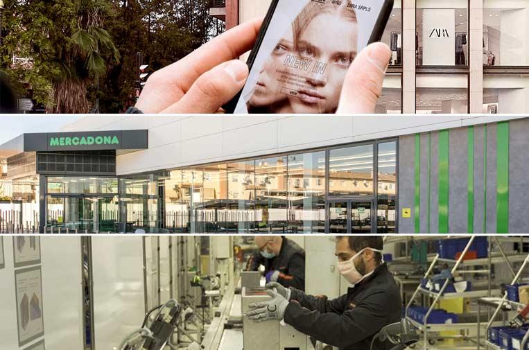 Inditex, Mercadona y Seat, las más responsables y con mejor gobierno durante la pandemia