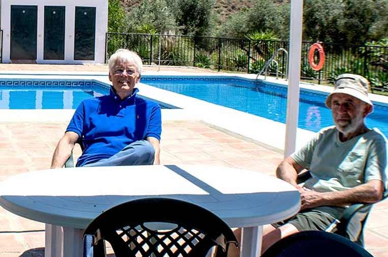 <p>Foto: Residencial Santa Clara, de la cooperativa Los Milagros.</p>