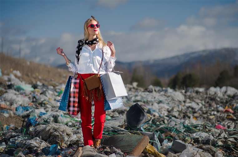 La moda y su importante papel en la detención del cambio climático