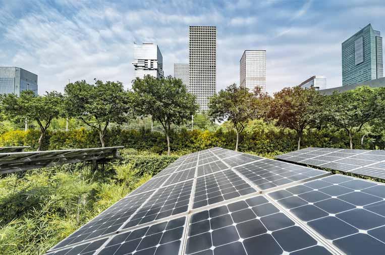 ¿Cómo lograr ciudades bajas en emisiones de carbono?