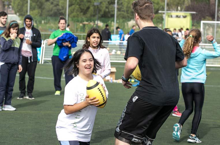 2021 incluye al deporte inclusivo