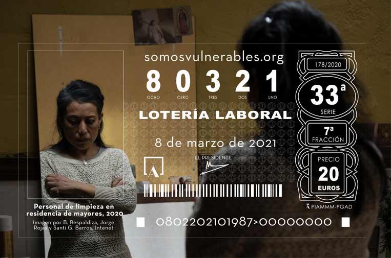 Más de 4 millones de mujeres en edad laboral, en riesgo de pobreza y/o exclusión