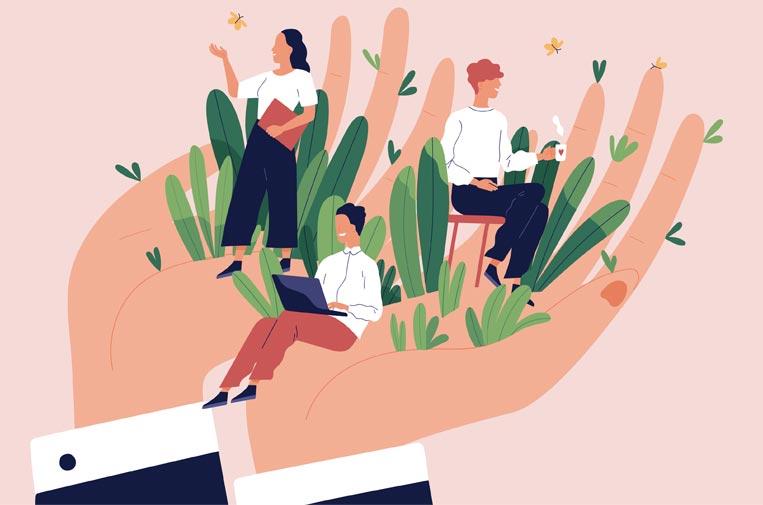 'Wellbeing' corporativo: El poder del bienestar del trabajador en la empresa