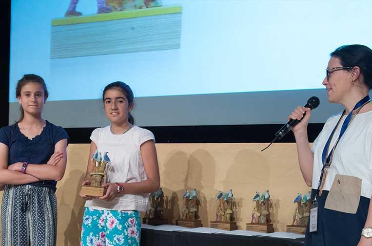 <p>Premios de la Fundación Endesa a la Ecoinnovación Educativa. Foto: Fundación Endesa.</p>