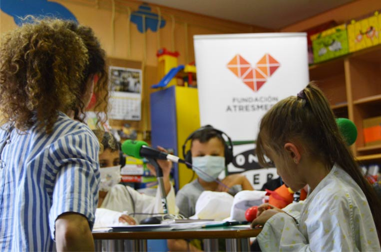 <p>Foto: Fundación Atresmedia.</p>