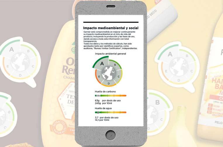 L'Oréal lanza en España un sistema de etiquetado de impacto ambiental y social