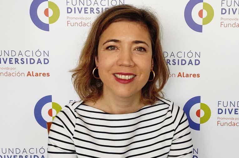 <p>Sonia Río, directora de la Fundación para la Diversidad. </p>