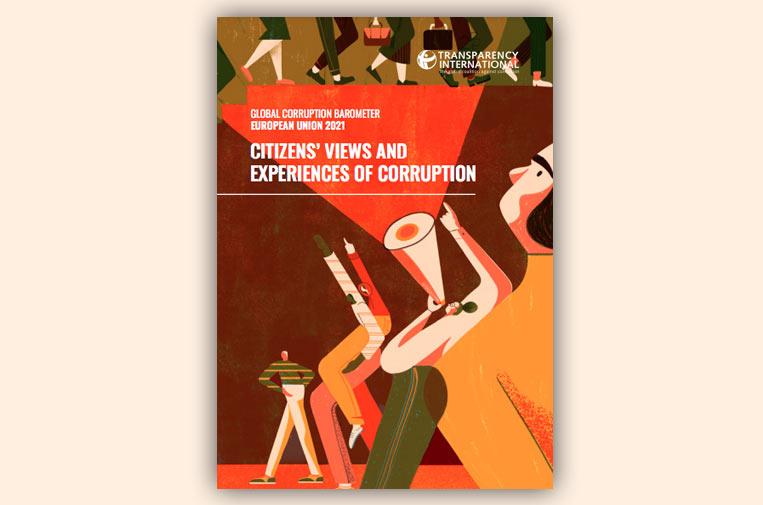 Los europeos, preocupados por la corrupción y los vínculos empresa-gobierno