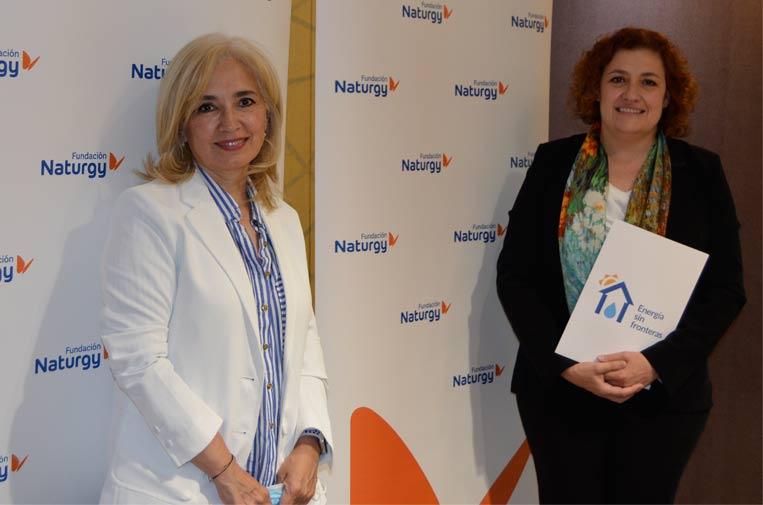 F. Naturgy y Energía sin fronteras colaboran para paliar la vulnerabilidad energética