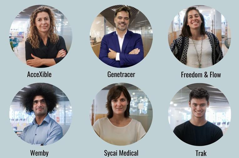Seis innovaciones en salud, elegidas en la VI edición de Emprende inHealth