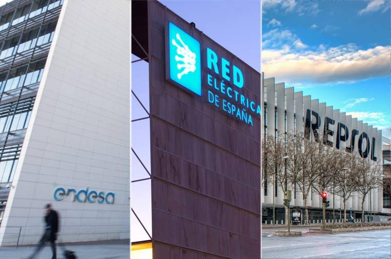 Endesa, Red Eléctrica y Repsol, líderes en transparencia sobre responsabilidad fiscal
