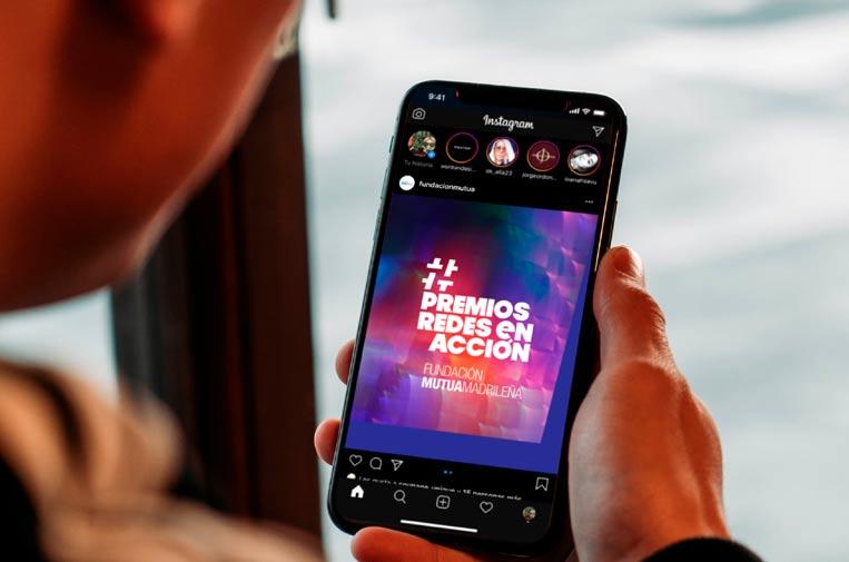 F. Mutua Madrileña premia las mejores iniciativas solidarias en redes sociales