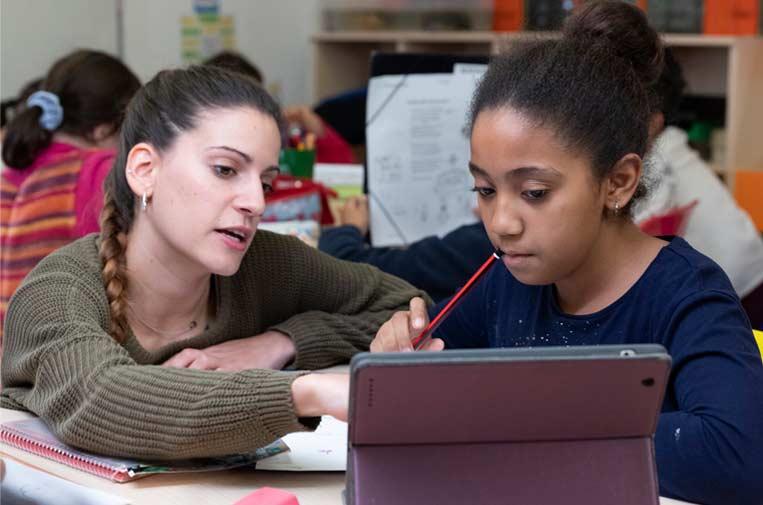 """<p>El estudio del Observatorio Social de la Fundación """"la Caixa"""" analiza cómo afecta el proceso migratorio al rendimiento escolar. Foto: Fundación """"la Caixa"""".</p>"""