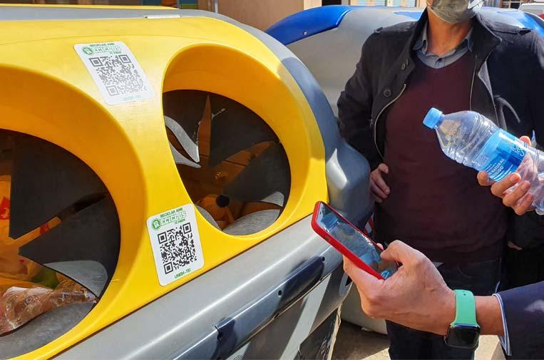 El sistema de reciclaje con recompensa Reciclos ya está presente en toda España