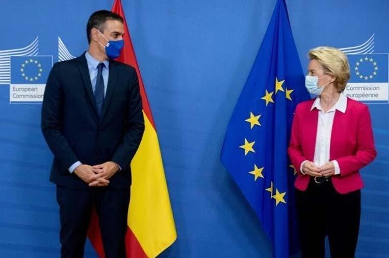 España suspende en transparencia en su Plan de Recuperación y Resiliencia de la UE