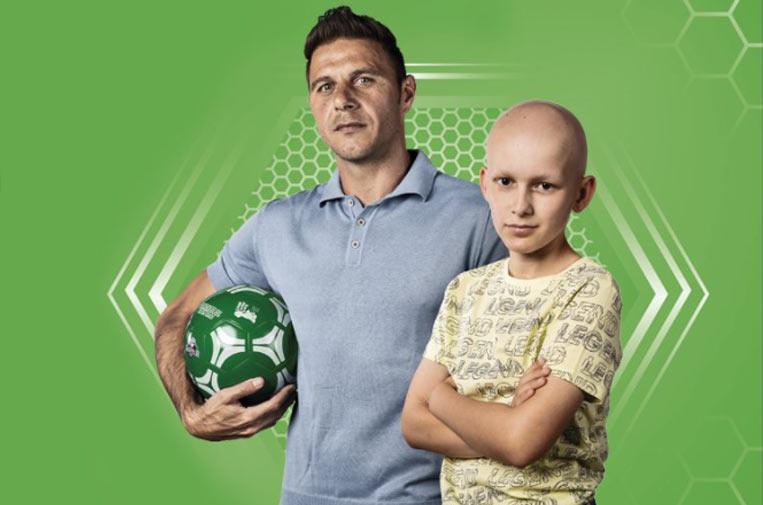 El mundo del fútbol se une al Juegaterapia para ganar el partido contra el cáncer infantil