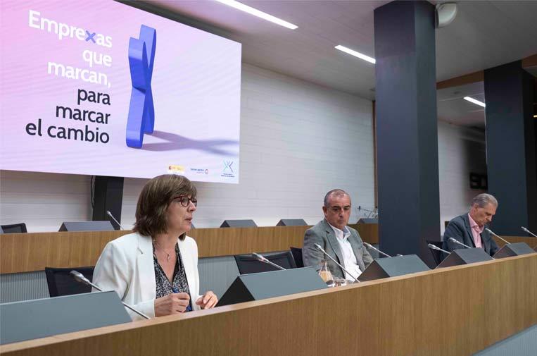 Tercer sector, empresas y Gobierno impulsan la casilla solidaria del Impuesto de Sociedades