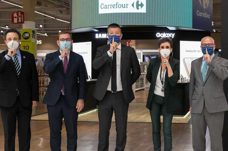 Carrefour España implanta 'La Hora Silenciosa' para las personas con autismo
