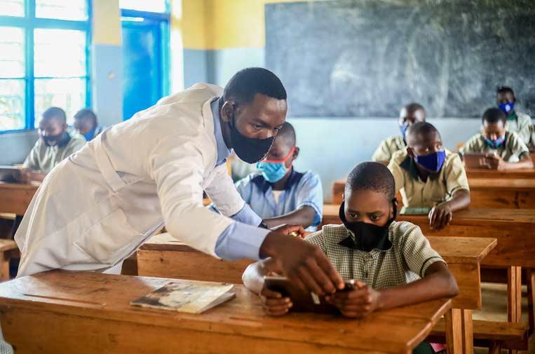 Profuturo lleva educación digital a cerca de 20 millones de niños en cinco años