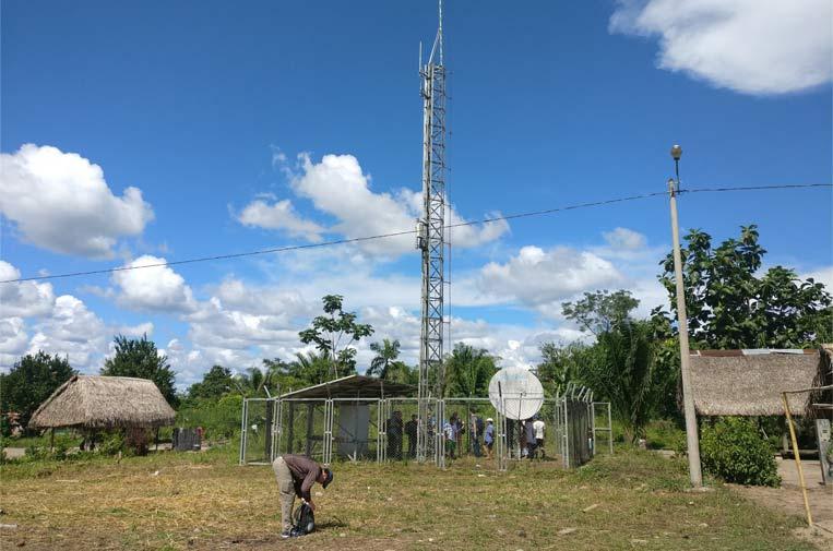 <p>Internet para Todos (IpT) Perú. Foto: Telefónica.</p>
