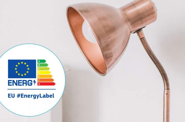 Nueva etiqueta energética para iluminación que mejora la información sobre eficiencia