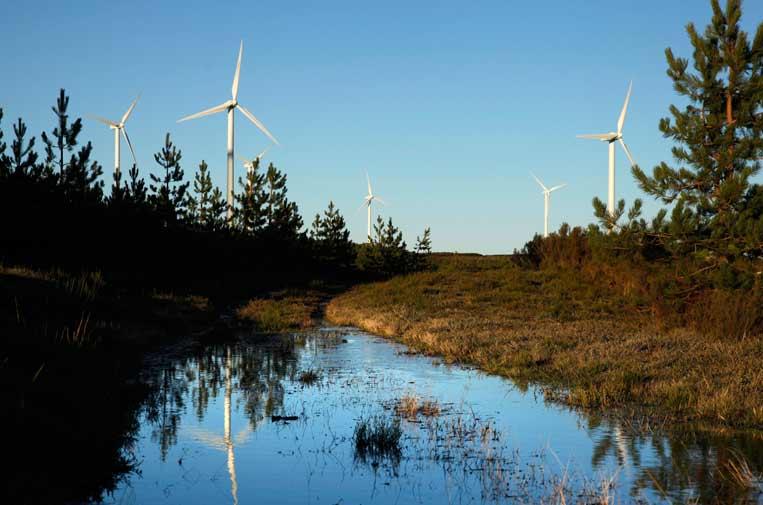 Iberdrola firma el primer préstamo en Europa vinculado a la reducción del consumo de agua