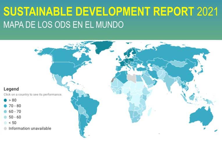 España, en el puesto número 20 del Índice mundial sobre ODS