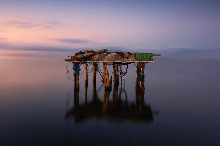 <p>'The Calm', primer Premio del VII Concurso de Fotografía Digital ArteSOSlidario. Foto: ArteSOSlidario.</p>