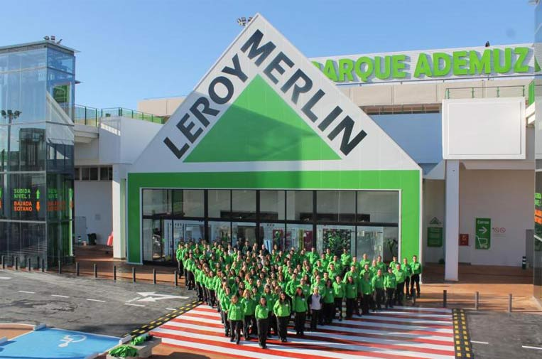 Leroy Merlin, la multinacional extranjera que mejor informa sobre su contribución en España