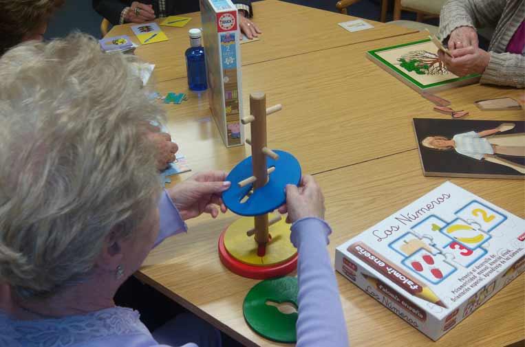 <p>Foto: Fundación Alzheimer España (FAE) </p>