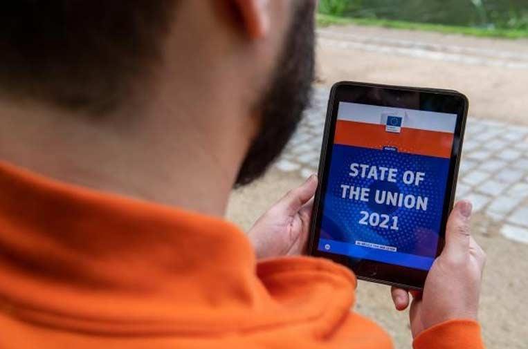 La CE propone un itinerario para la transformación digital de Europa en 2030