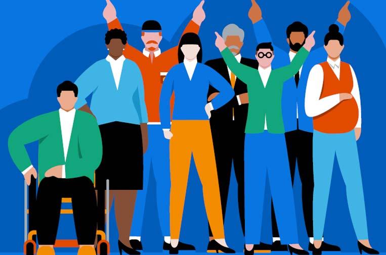 Las compañías españolas, a la vanguardia europea en inclusión, diversidad y equidad