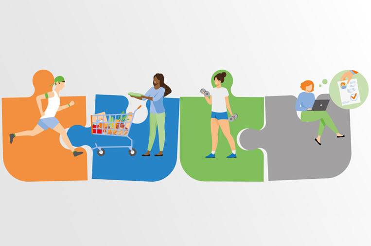 Alimentación saludable, clave para acceder al empleo