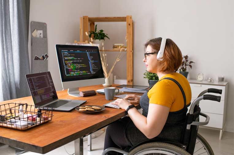 La discapacidad ante los nuevos modelos de trabajo
