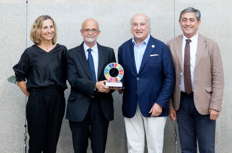 Premio a Amigos do Museo de Belas Artes da Coruña por su compromiso con los ODS