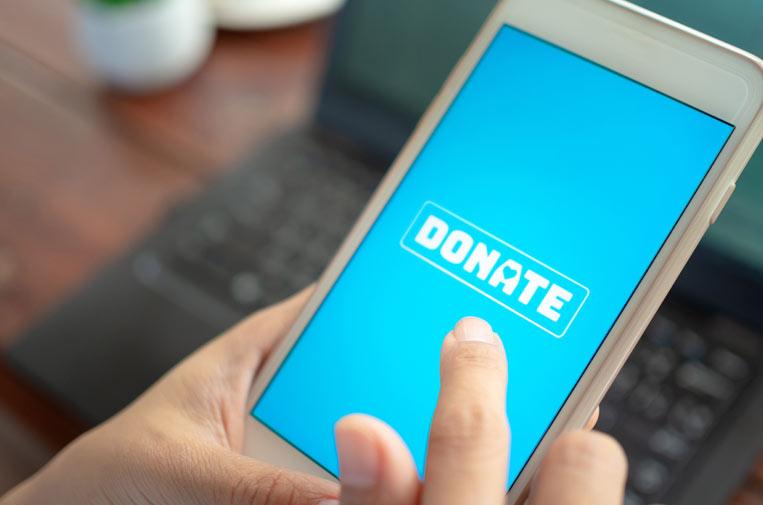 Covid, 'fundraising', datos y la digitalización de la filantropía
