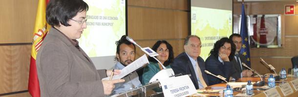Jornada Oportunidades de una economía baja en carbono para municipios
