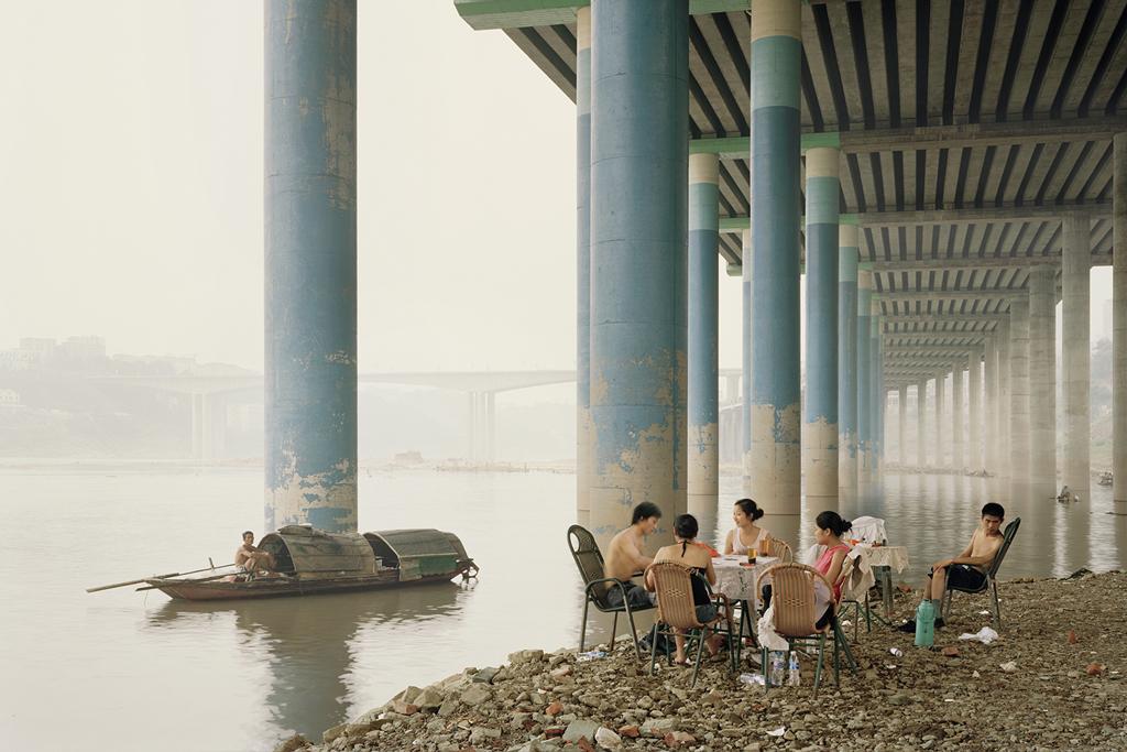 La cuenca de polvo china, de Benoit Aquin