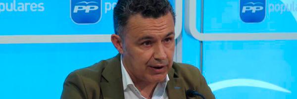 Conrado Escobar, consejero de Políticas Sociales del Gobierno de La Rioja
