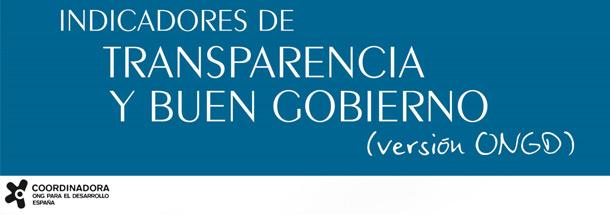 indicadores transparencia buen gobierno Las 10 mejores iniciativas sobre transparencia y buen gobierno
